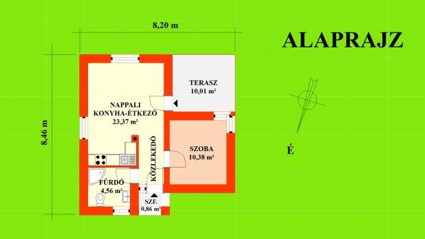 Eladó balatoni házak, lakóház a Balatonon