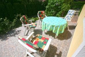 Balaton déli partján, 2 generációs lakóház eladó