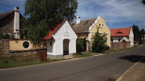 Balaton-felvidék, Salföld. Parasztbarokk kisnemesi kúria.