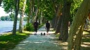 Balatonföldvár, Kvassay-sétány.