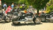 Harley-Davidson fesztivál, hathengeres.
