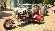 Harley-Davidson fesztivál, Trike.