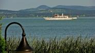 A Balaton legromantikusabb hajója. 3 készült belőle: Helka, Kelén, Zebegény. Ez utóbbit elvitték a Dunára.